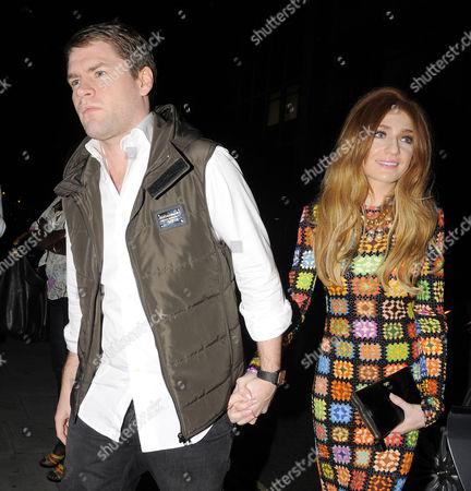 Editorial picture of Cheryl Cole's birthday party, Purple Bar, Sanderson Hotel, Britain - 01 Jul 2011