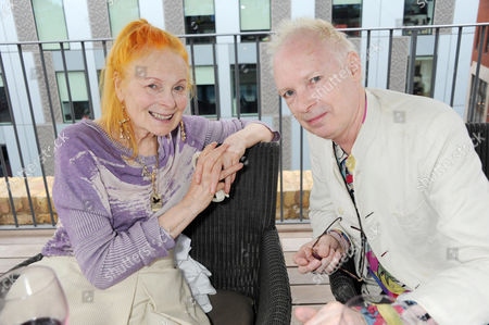 Vivienne Westwood and Anthony Fawcett
