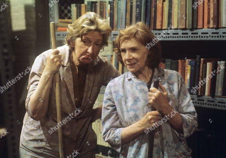Editorial picture of 'Within These Walls' TV Programme, Series 5. - 1978