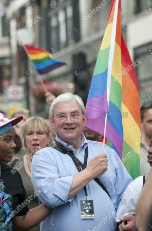 Stock Photo of Richard Barnes, Deputy Mayor of London