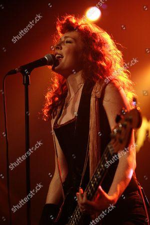 Stock Picture of Melissa auf der Maur