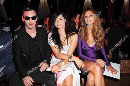Editorial photo of Zuhair Murad Haute Couture show, Autumn/Winter 2011/2012, Paris Fashion Week, Paris, France - 05 Jul 2011