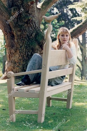 Editorial image of Hampton Court Flower Show 1993 Shows: Furniture Designer Lucy Aspinall