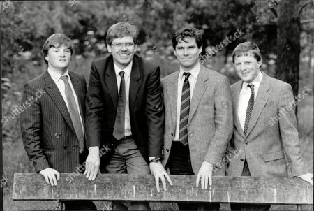 Film Lord Of The Flies Actor's Reunited James Aubrey (2nd Right) Who Played Piggy David Surtees Simon Surtees And Hugh Edwards (2nd Left)