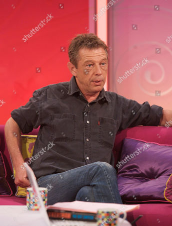 Stock Photo of Andy Kershaw