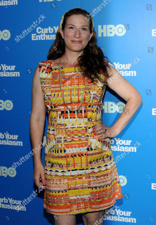 Editorial image of 'Curb Your Enthusiasm' New Season Screening, New York, America - 06 Jul 2011