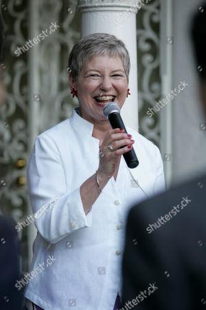 Consul-General Dame Barbara Hay