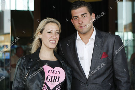 Editorial picture of James Argent at the Alea Casino, Glasgow, Scotland, Britain - 07 Jul 2011