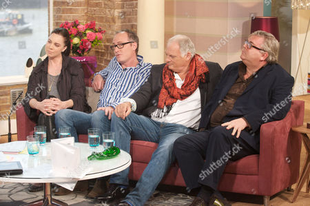 Stock Photo of Emma Hawkins, Andrew Lamberty, Jeffrey Salmon and Gordon Watson
