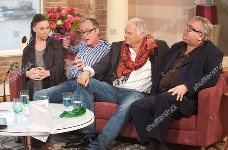 Editorial image of 'This Morning' TV Programme, London, Britain - 11 Jul 2011
