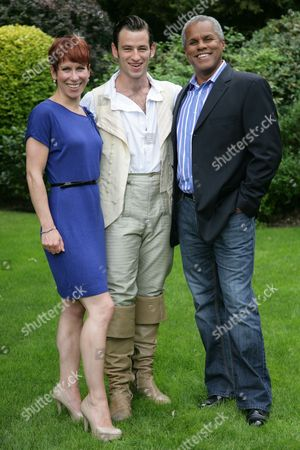 Editorial image of Watermill Theatre photocall, Newbury, Berkshire, Britain - 11 Jul 2011