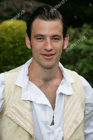 Stock Photo of Liam Bergin who is in 'The Marriage of Figaro'