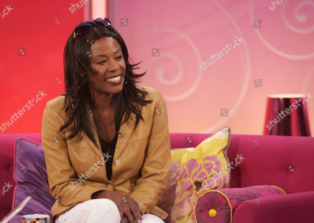 Editorial photo of 'Lorraine Live' TV Programme, London, Britain - 12 Jul 2011