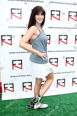 Editorial picture of AFTRA's Second Annual Frank Nelson Fund Golf Classic' at the Mountain Gate Country Club, Los Angeles, America - 11 Jul 2011