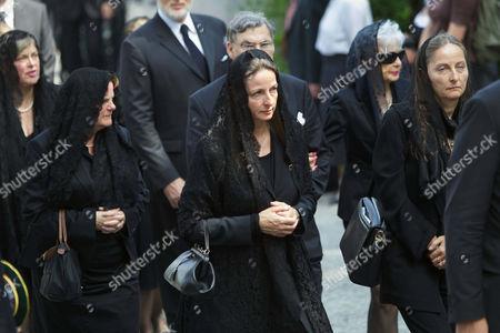 Editorial photo of Requiem for  Archduke Otto von Habsburg, Munich, Germany - 12 Jul 2011