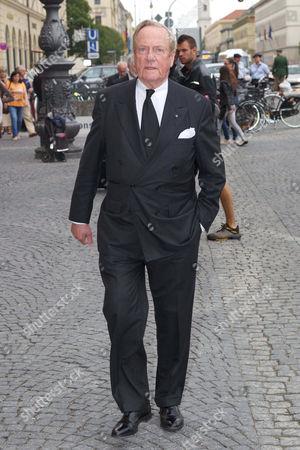 Prince Johann Georg of Hohenzollern
