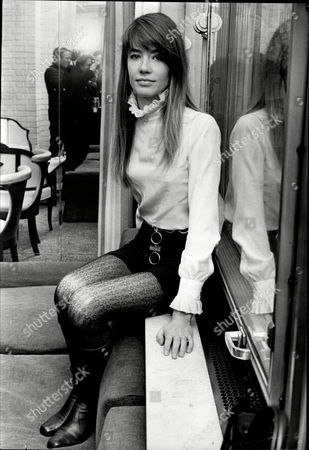 Francoise Hardy - Born 17 January 1944) Is A French Singer Actress And Astrologer. Hardy Is An Iconic Figure In Fashion Music And Style. She Is Married To The Singer And Movie Actor Jacques Dutronc.