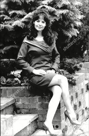 Actress Louise English