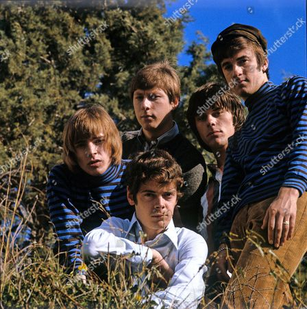 The Yardbirds - Keith Relf, Chris Dreja, Jeff Beck, Jim McCarty and Paul Samwell-Smith