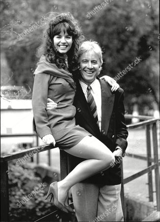 Singer And Actor Vince Hill With Actress And Singer Louise English