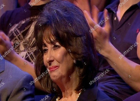 Stock Picture of Pauline Prescott in the audience