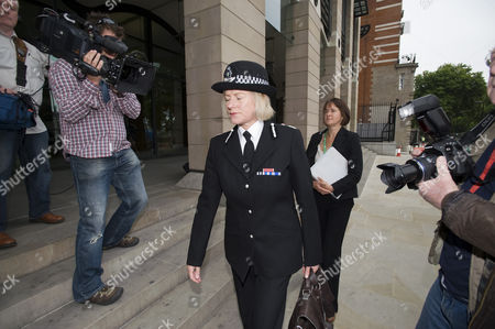 Stock Picture of Sara Thornton, Chief Constable of Thames Valley Police