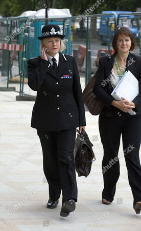 Editorial image of Commons Home Affairs Committee on News International and the Metropolitan Police, London, Britain - 12 Jul 2011
