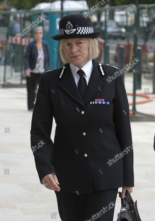 Sara Thornton, Chief Constable of Thames Valley Police