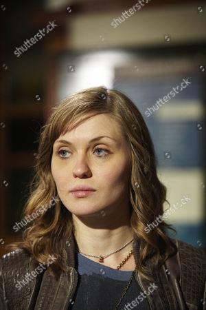 Stock Photo of Carolin Stoltz as Tatiana
