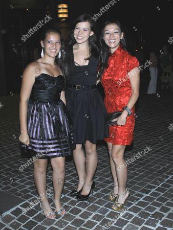 Louisa Chua Rubenfeld, Sophia Chua Rubenfeld and Amy L Chua