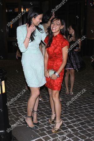 Wendi Deng Murdoch and Amy L Chua