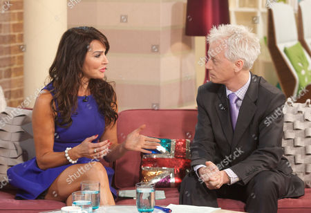 Editorial image of 'This Morning' TV Programme, London, Britain - 14 Jul 2011