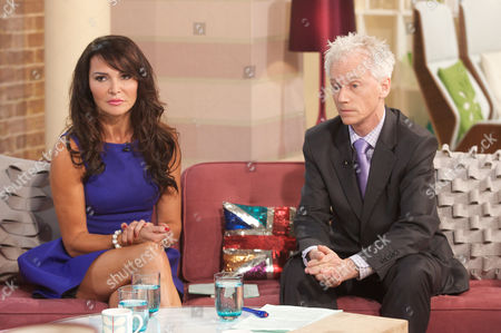 Stock Picture of Lizzie Cundy and Dave Wooding