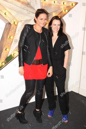 Amanda Bellen and Eilidh Macaskill