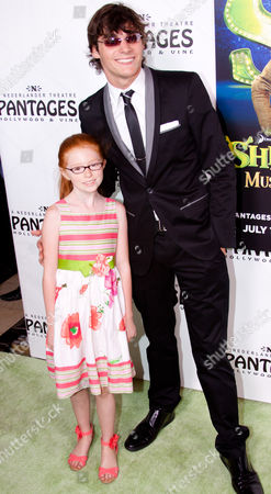 Lacianne Carriere and RJ Mitte