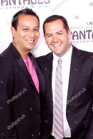Salvador Camarena; Ross Mathews