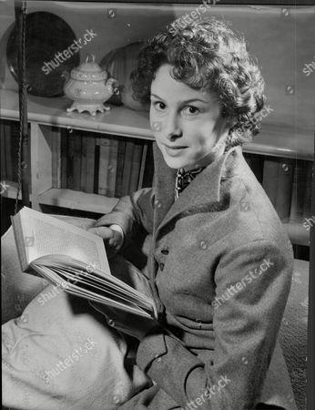 Actress Clare Austin