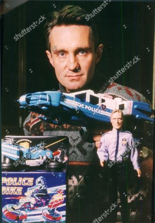 Stock Photo of Nick Austin Md Of Vivid Imaginations Toy Company