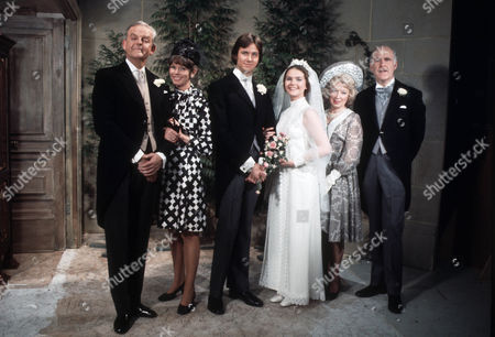David Tomlinson as Sir John Holt, Dawn Addams as Rosie Butterfield, Christopher Blake as Bobby Butterfield, Fiona Fullerton as Sheila Hibury, June Whitfield as Lady Maud Hibury and Richard Vernon as Sir Lionel Hibury
