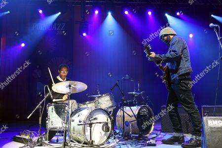 Editorial image of Pori Jazz Festival in Finland - 14 Jul 2011