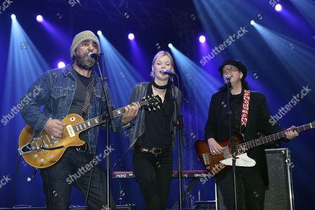 Editorial photo of Pori Jazz Festival in Finland - 14 Jul 2011