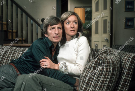 Stock Picture of Terence Longdon and Jennifer Hilary