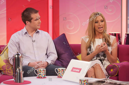 Editorial picture of 'Lorraine Live' TV Programme, London, Britain - 15 Jul 2011