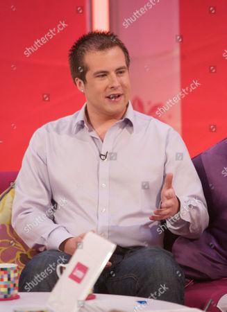 Editorial photo of 'Lorraine Live' TV Programme, London, Britain - 15 Jul 2011