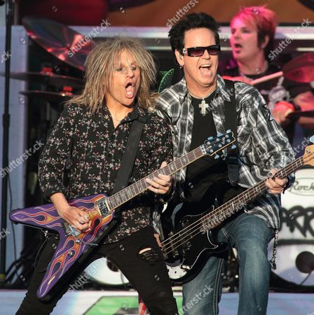 Poison - CC DeVille and Bobby Dall