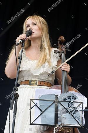 Editorial picture of Latitude Music Festival, Suffolk, Britain - 15 Jul 2011