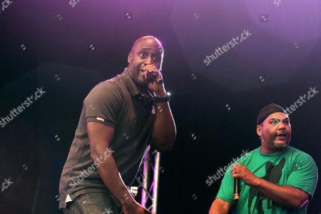 De La Soul - Kelvin Mercer and Vincent Mason