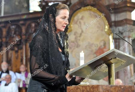 Editorial picture of The funeral of Otto von Habsburg, Vienna, Austria - 16 Jul 2011