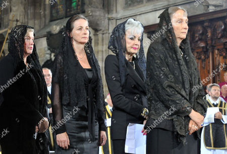 Editorial image of The funeral of Otto von Habsburg, Vienna, Austria - 16 Jul 2011