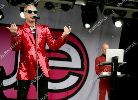 Erasure - Andy Bell and Vince Clarke